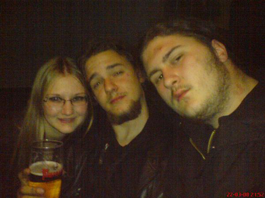 Mateja, the Yo, StRo (Metal-Bar Daneben, 2007?)